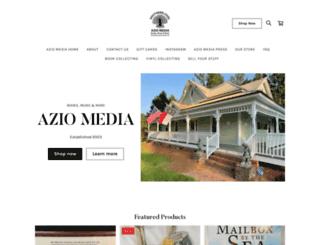 aziomedia.com screenshot
