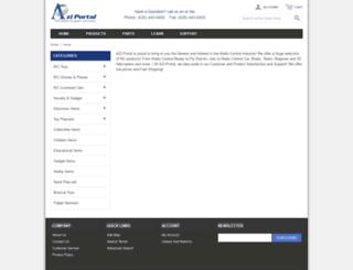 aziportal.com screenshot