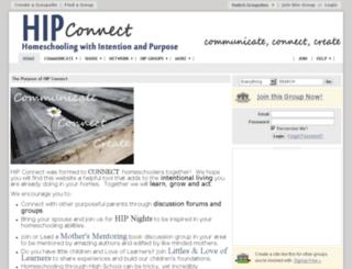 azlaf.groupsite.com screenshot