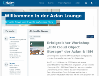 azlan-ibm.de screenshot