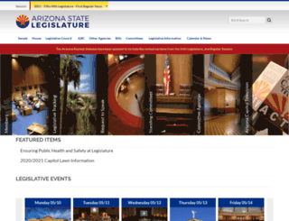 azleg.state.az.us screenshot