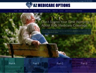 azmedicareoptions.com screenshot
