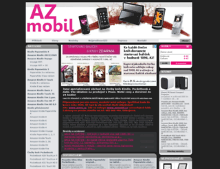 azmobil.cz screenshot