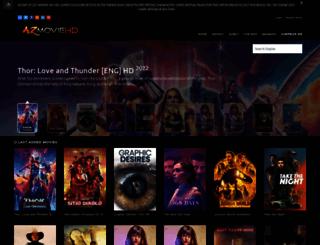 azmoviehd.com screenshot