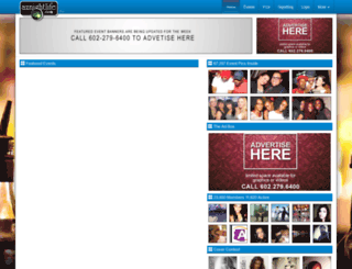 aznightlife.com screenshot