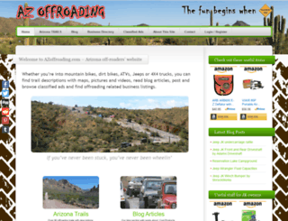 azoffroading.com screenshot