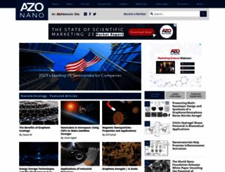 azonano.com screenshot