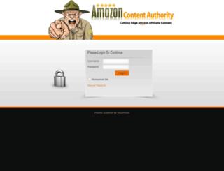 azoncontentauthority.com screenshot