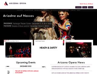 azopera.com screenshot