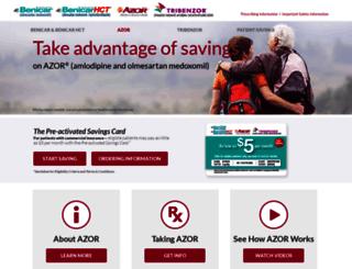 azorhcp.com screenshot