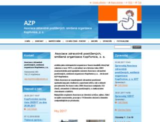 azp.koprivnice.org screenshot