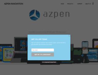 azpenpc.com screenshot
