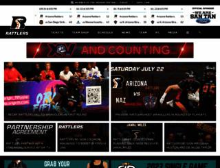 azrattlers.com screenshot