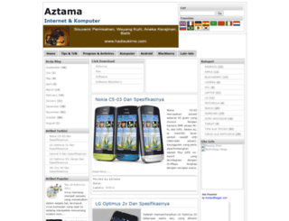 aztama.blogspot.com screenshot