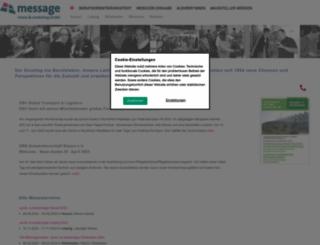 azubitage.de screenshot