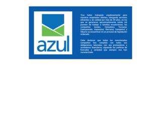 azul.com.ec screenshot