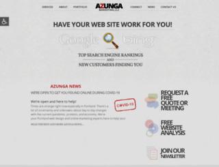 azunga.net screenshot