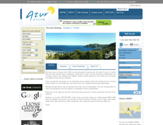 azur-online.com screenshot