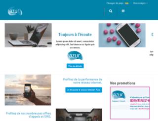 azur.slenhtech-corp.com screenshot