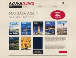 azuranews.com screenshot