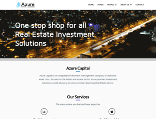 azure-capital.com screenshot