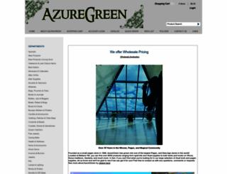 azuregreen.net screenshot