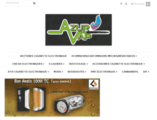 azurvap.com screenshot