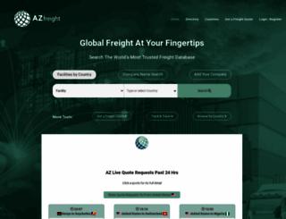 azworldairports.com screenshot