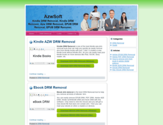 azwsoft.com screenshot