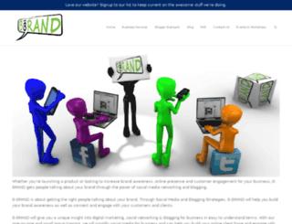 b-brand.com.au screenshot