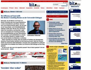 b-i-t-online.de screenshot