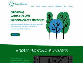 b-yond.biz screenshot