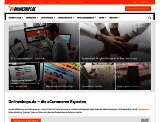 b2b-marketing-blog.de screenshot