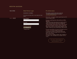 b2b.kevynaucoin.com screenshot