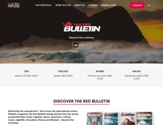 b2b.redbulletin.com screenshot