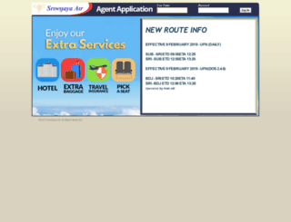 b2b.sriwijayaair.co.id screenshot