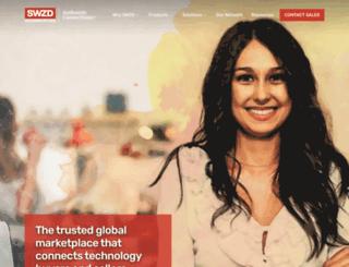 b2b.ziffdavis.com screenshot