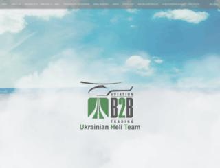 b2baviatrading.com.ua screenshot