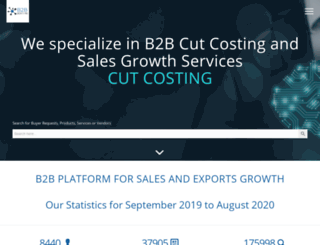 b2bgrowthpro.com screenshot