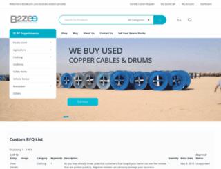 b2zee.com screenshot