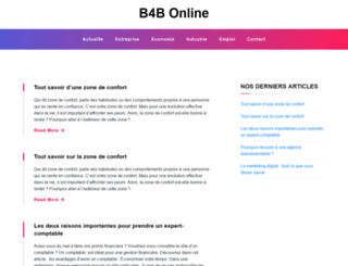 b4b-online.com screenshot