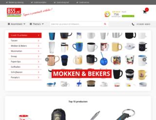 b55.nl screenshot