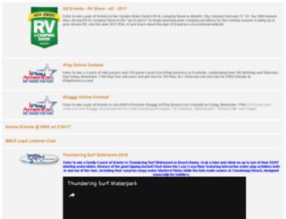b985radio.upickem.net screenshot