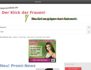 b_l_u_n_a.womenweb.de screenshot