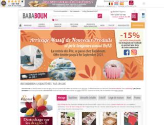 ba-da-boum.com screenshot