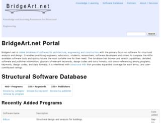 ba-dev.bridgeart.net screenshot