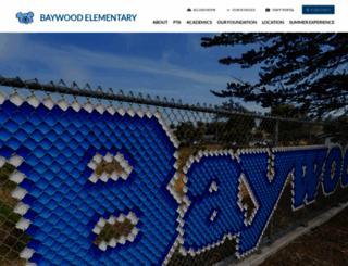 ba.slcusd.org screenshot