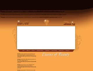 baalijewellery.com screenshot