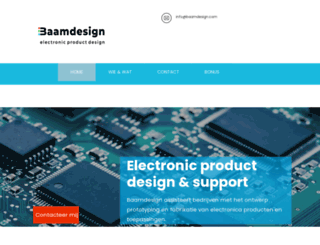 baamdesign.com screenshot