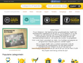 baannanar-thaimassage.be screenshot